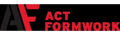 ACT FORMWORK